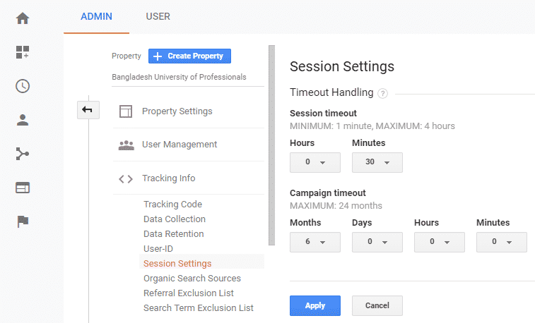 (not set) in Google Analytics Landing Pages Reports