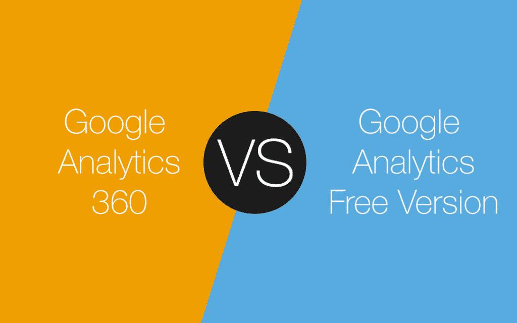 Google Analytics Limits, Google Analytics vs Google Analytics 360